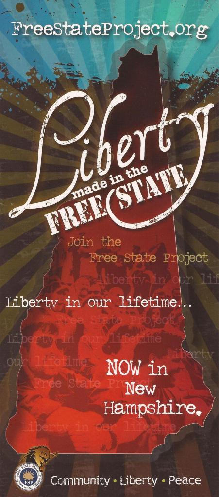 Free State Project - Community Liberty Peace
