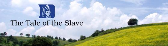 The Tale of the Slave